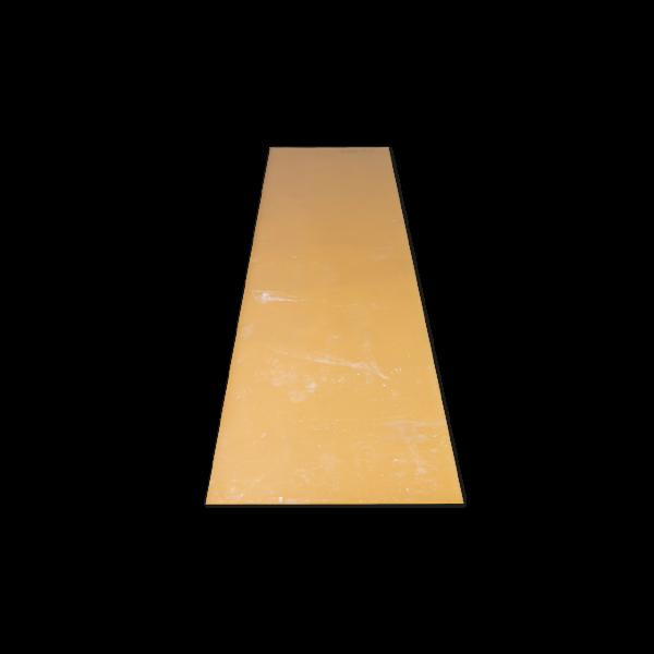 Kunststoffe-PUR-Vulkollan D15, 70+5/-10 Sh.A,natur-8mm
