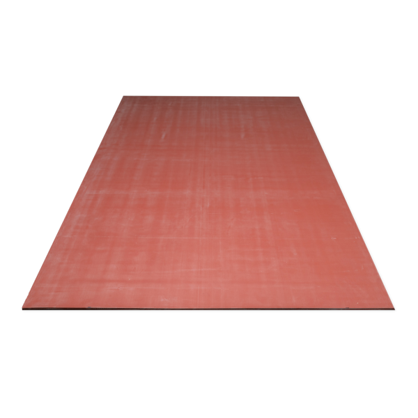 Elastomere-Gummi-Silikon 60, 60 +-5 Sh.A rot-8mm
