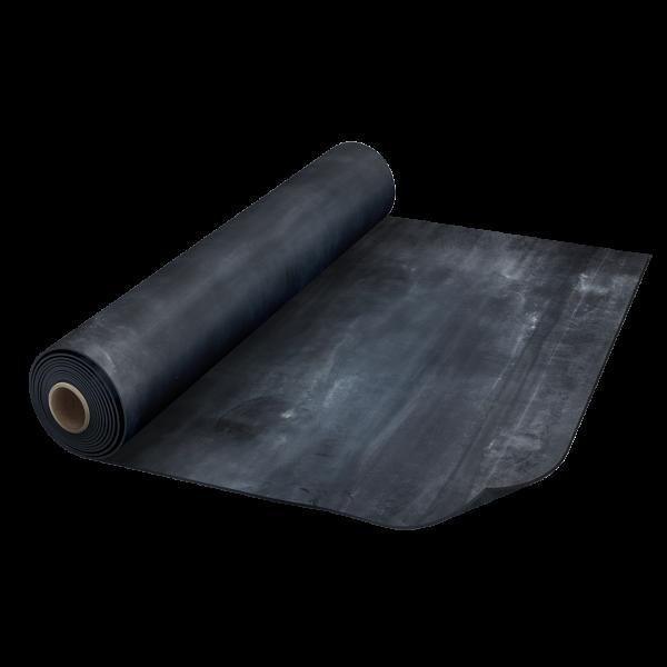 EPDM 60, 60+10-5 Sh.A schwarz 1 Einlage