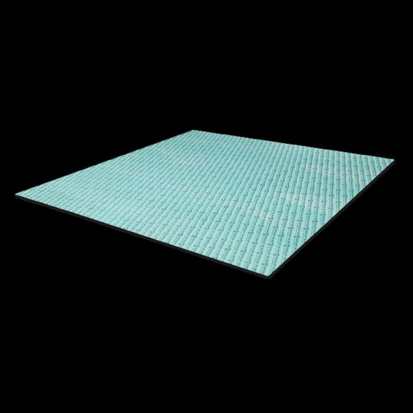 Faserweichstoffe-Hochdruck-Dichtungswerkstoffe-Centellen® WS 3820 grün OBG2-2mm