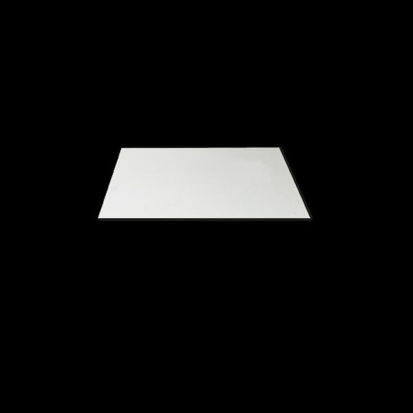 Kunststoffe-PTFE 25 % Glas weiß-grau-5mm