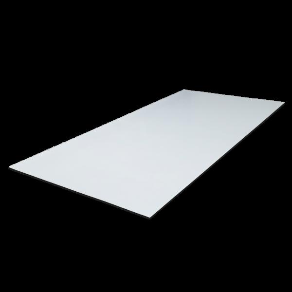 Faserweichstoffe-Duchtungswerkstoffe-Isolationswerkstoffe-Polyethylen-hart-natur-3mm