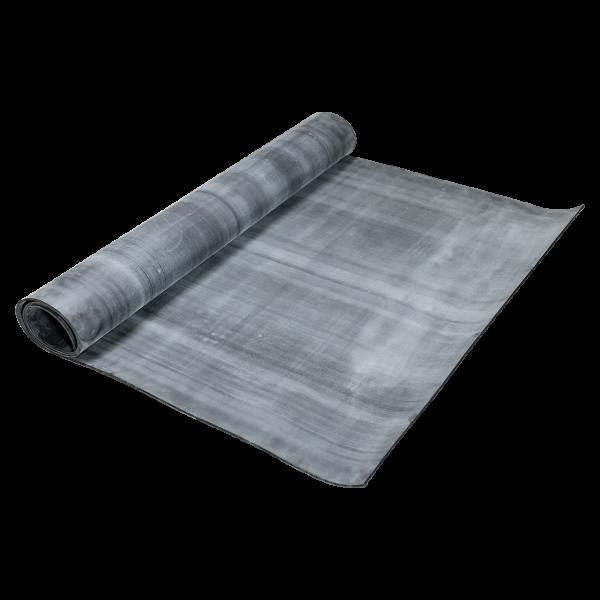 Elastomere-Gummi-EPDM60-60+-5Shore.A-schwarz-ohne-Einlage-5mm